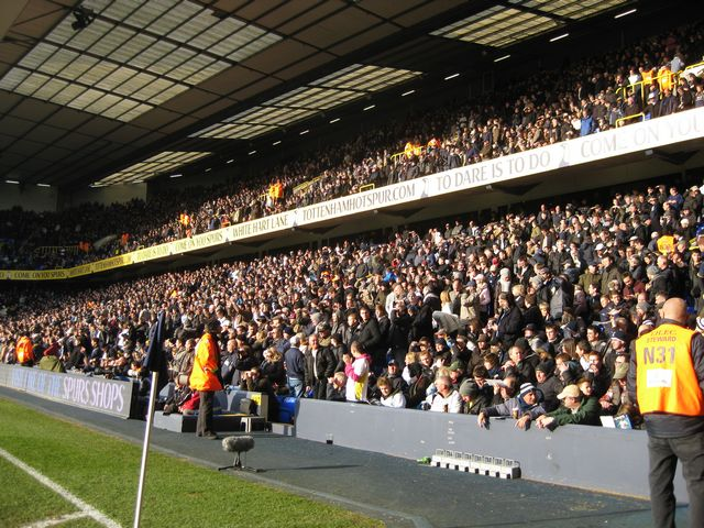Tottenham Hotspur FC - West Ham United, White Hart Lane, Premier League, 28/12/2009